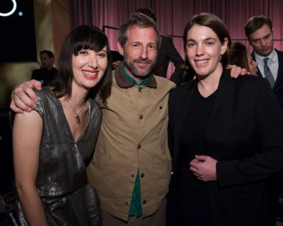 Karen O, Spike Jonze, Megan Ellison
