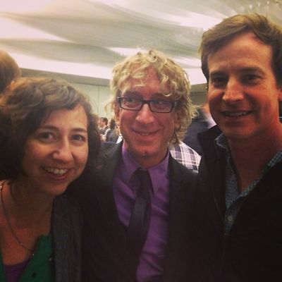Kristen Schaal, Andy Dick, Rob Huebel