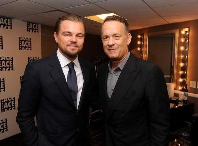 Leonard DiCaprio, Tom Hanks