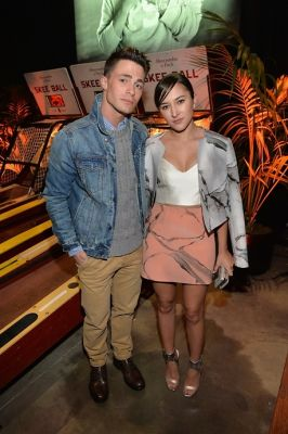Colton Haynes, Zelda Williams