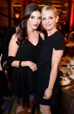 Amanda Setton, Sarah Michelle Gellar