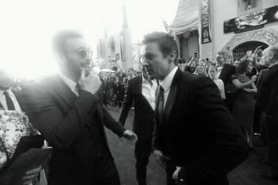 Chris Evans, Jeremy Renner