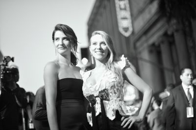 Cobie Smulders, Scarlett Johansson