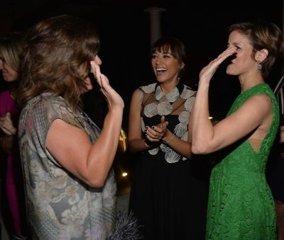 Connie Anne Phillips, Rashida Jones, Cindi Leive