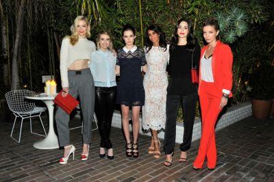 Jaime King, Emma Roberts, Zoey Deutch, Evelyne Chetrite, Emmy Rossum, Annabelle Wallis