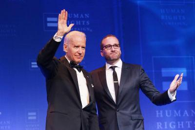 Joe Biden, Chad Griffi