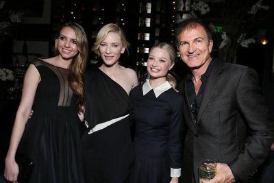 Olivia Somerlyn, Cate Blanchett, Emma Rigby, Edward Walson