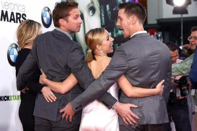 Ryan Hansen, Kristen Bell, Jason Dohring