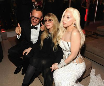 Terry Richardson, Stevie Nicks, Lady Gaga