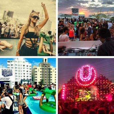 Ultra Music Festival 2014 Party Guide