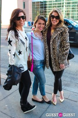 DC Street Style: Seasonal Transitions With Bright Hues & Bling Bling