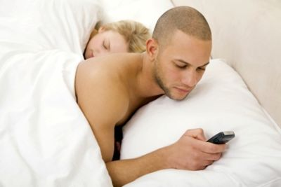 Signs He's Cheating
