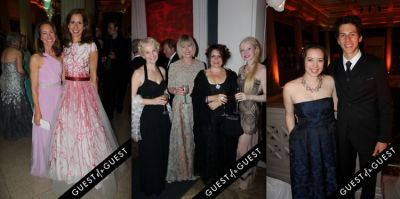 Best Dressed Guests: The Corcoran Ball's Dazzling Gowns!