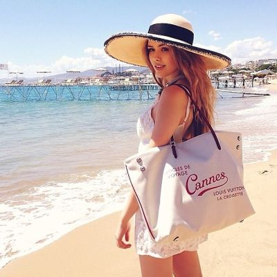 Designer Beach Bag