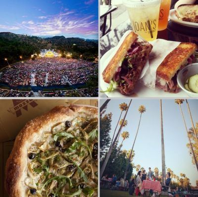 Hollywood Bowl Picnic Guide