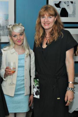 Josefin Hardinger and Jenny Ljungberg