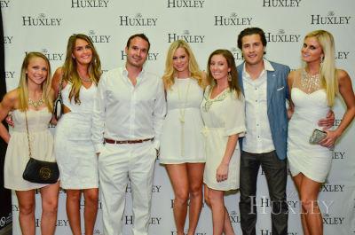 The Huxley White Party