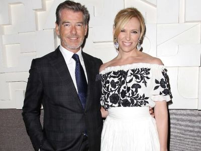 Pierce Brosnan, Toni Collette