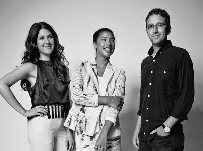 You Should Know: Annie Evans, Hannah Bronfman, Peter Hananel