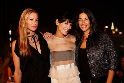 Jennifer Fisher, Athena Calderone, Rebecca Minkoff