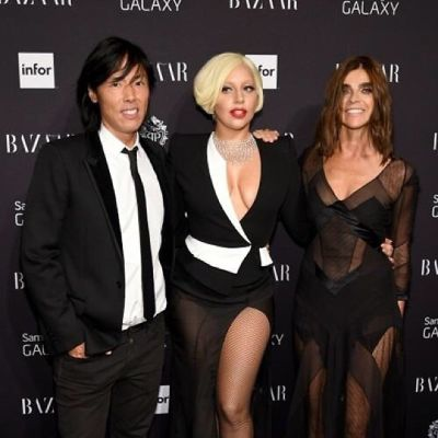 Stephen Gan, Lady Gaga, Carine Roitfeld