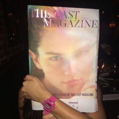 The Last Magazine
