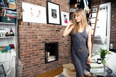 Natalie Decleve, Interview