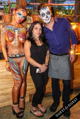 mario carbone in Dos Caminos Relaunch Party at Dos Caminos Park Avenue