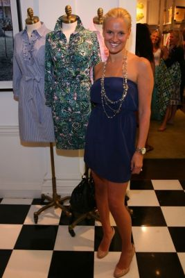 jennifer marisco in Lilly Pulitzer for Operation Smile