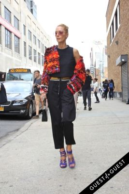 NYFW Style From the Tents: Street Style Day 8
