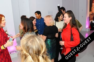skrillex in Refinery 29 Style Stalking Book Release Party