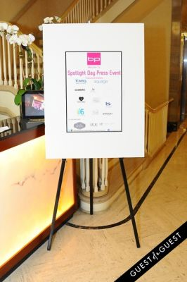 Beauty Press Presents Spotlight Day Press Event In November