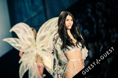 lady gaga in Victoria's Secret 2014 Fashion Show