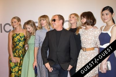 Michael Kors Celebration of Miranda Eyewear Collection Launch