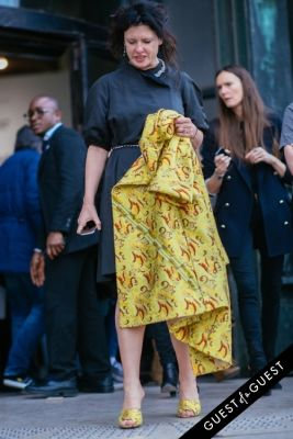 Paris Fashion Week Pt 3
