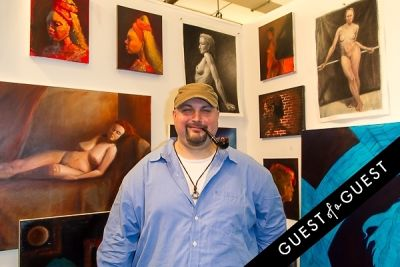 erickson beamon in NY Academy of Art's Tribeca Ball to Honor Peter Brant 2015
