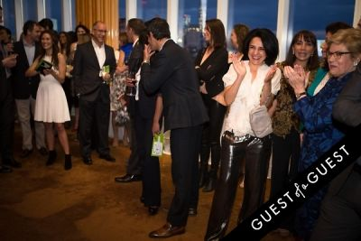 the glamourai in NY Sunworks 7th Annual Greenhouse Fundraiser