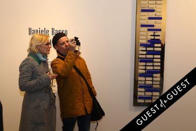 cynthia rowley in Dalya Luttwak and Daniele Basso Gallery Opening
