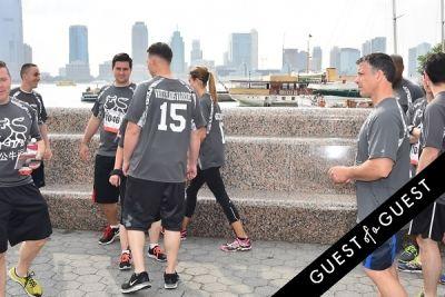 The 2015 American Heart Association Wall Street Run & Heart Walk