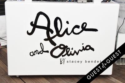 Alice + Olivia Montauk Beach BBQ