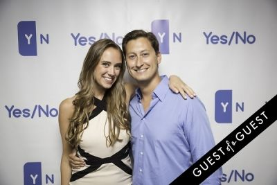 leelee sobieski in Yes No Launch Party