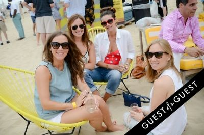 Turn Up The Summer with Bacardi Limonade Beach Party at Gurney's
