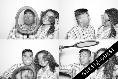 alexa chung in IT'S OFFICIALLY SUMMER WITH OFF! AND GUEST OF A GUEST PHOTOBOOTH