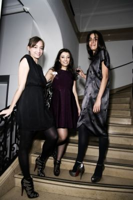 Neue Galerie Holiday Benefit Party