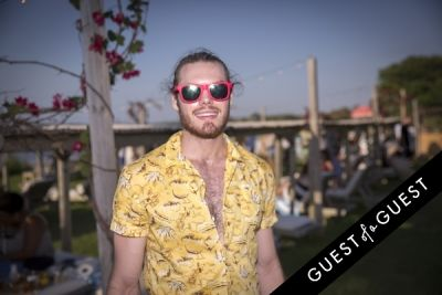 john thornhill in GUEST OF A GUEST x DOLCE & GABBANA Light Blue Mediterranean Escape In Montauk