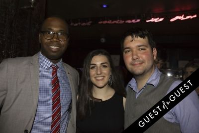 constance christakos in Manhattan Young Democrats at Up & Down
