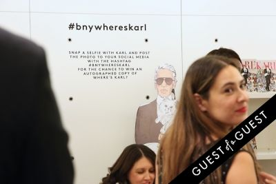 chris pontius in WHERE'S KARL?: A Fashion Forward Parody at Barney's New York