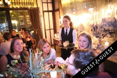 COINTREAU & GUEST OF A GUEST HOST AN END OF SUMMER SOIRÉE AT GEMMA