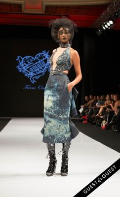 marissa schneider in Art Hearts Fashion LAFW 2015 Runway Show Oct. 8
