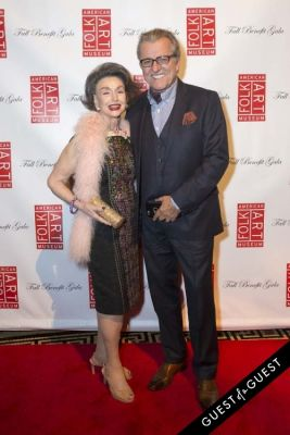 shoes in American Folk Art Museum 2015 Fall Benefit Gala | Red Carpet